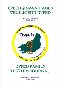 Dyfed Journal cover